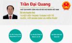 Infographic Chân dung Chủ tịch nước Trần Đại Quang