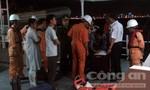 Tàu Sar 412 đưa thi thể thuyền viên Myanmar tử nạn trên biển vào bờ