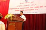 Hội nhà báo Việt Nam triển khai công tác năm 2016