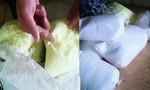 Nghệ An: Hóa chất ngâm măng là chất cấm vàng ô