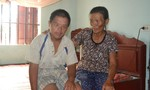 Vợ cựu binh một mình nuôi con nhiễm chất độc da cam