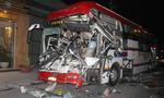 Xe khách tông đuôi xe tải, 4 người thương vong trong đêm