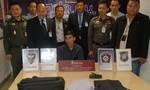 Thái Lan bắt một người Việt trộm túi xách tại sân bay