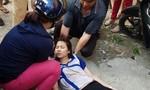 CSGT Hà Nội cứu kịp thời một phụ nữ nhảy cầu tự tử