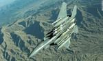 Đối phó Nga, Mỹ điều dàn máy bay tiêm kích F-15C đến châu Âu