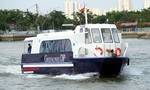 TP.HCM khai trương tàu cao tốc triệu đô đi Vũng Tàu