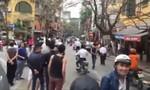 Cảnh sát Hà Nội nổ súng chỉ thiên giải tán đám đông