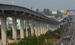 Hoàn thành 50% chiều dài tuyến đường sắt trên cao Xa lộ Hà Nội