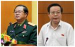 Đề cử Đại tướng Đỗ Bá Tỵ làm Phó chủ tịch Quốc hội