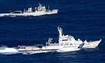 Nhật tố tàu hải cảnh Trung Quốc xâm nhập vùng biển gần Senkaku/Điếu Ngư