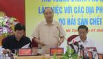 Thủ tướng Nguyễn Xuân Phúc: Phải làm rõ nguyên nhân gây thảm họa