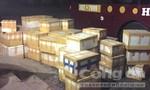 Gần 2 tấn chè thập cẩm không xuất xứ chuẩn bị đem ra Hà Nội tiêu thụ