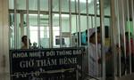 Thiếu nữ bất ngờ ôm bình xăng lẻn vào bệnh viện Chợ Rẫy tự thiêu
