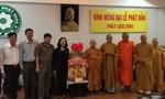 Trưởng ban Dân vận Trung ương Trương Thị Mai thăm các tổ chức, chức sắc tôn giáo tiêu biểu tại TP.HCM