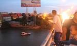 Bỏ lại người thân trên cầu nữ sinh nhảy xuống sông Đồng Nai tự tử