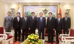 Bộ trưởng Bộ Công an Tô Lâm tiếp Đại sứ Nhật Bản và Thái Lan