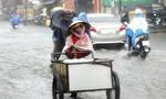 """Thời tiết Sài Sòn """"hạ nhiệt"""" nhờ mưa lớn trên diện rộng"""