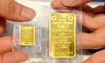 Vàng tăng giá phiên đầu tuần