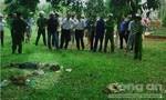 Người đàn ông chết dưới gốc cây trong công viên
