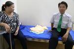 Tài xế taxi Mai Linh hỗ trợ sản phụ mẹ tròn, con vuông