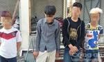 Đã xác định được  nhóm đối tượng ném đá trên đường cao tốc Hà Nội- Hải Phòng