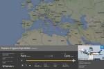 Máy bay của hãng hàng không Ai Cập chở 66 người biến mất