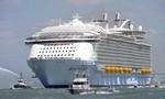 Hạ thủy du thuyền hạng sang lớn nhất Thế giới