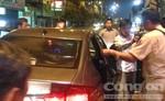 Tài xế ô tô say xỉn gây tai nạn, cự cãi lực lượng chức năng