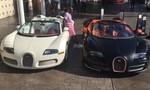 Võ sĩ Mayweather tiếp tục 'vung tiền' mua 2 siêu xe Veyron