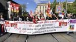 84.000 người biểu tình vào ngày Quốc tế Lao động tại Paris