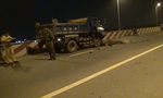 Xe ben tông trực diện xe máy, 1 người chết tại chỗ