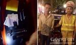 Kẻ trộm xe máy sa lưới vì phạm luật giao thông