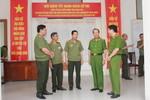 Thứ trưởng Bộ Công an Lê Quý Vương kiểm tra công tác bầu cử
