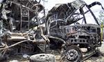 40 người thoát chết trong vụ tai nạn thảm khốc ở Bình Thuận