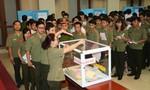 Nhiều đơn vị của Bộ Công an hoàn tất công tác bỏ phiếu