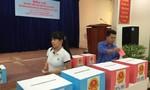 Cử tri đi bầu tại trại giam Chí Hoà