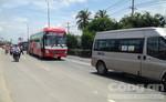 Tai nạn liên hoàn 3 xe khách, nhiều người kêu cứu