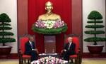 Tổng Bí thư Nguyễn Phú Trọng tiếp Tổng thống Obama