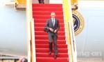 Tổng thống Obama đến TP.HCM