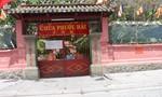 Thắt chặt an ninh chùa Ngọc Hoàng trước giờ Tổng thống Obama ghé thăm