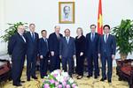 Hội đồng kinh doanh Mỹ cam kết hỗ trợ doanh nghiệp Việt Nam