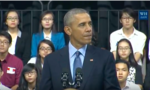 Tổng thống Obama: Chúng tôi cần sự đam mê của các bạn trẻ để đáp ứng các thách thức toàn cầu