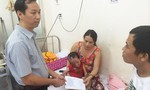 Cháu bé 5 tuổi bị bỏng toàn thân được đưa qua Mỹ chữa trị miễn phí