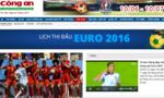 Báo Điện tử Công an TP.HCM ra mắt chuyên trang Euro 2016