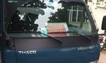 Hà Nội: Treo logo xe thư báo giả để vận chuyển hàng lậu