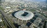 Sân vận động Stade de France trước giờ bóng lăn