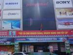 Trộm đục két sắt của siêu thị Nguyễn Kim