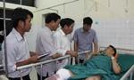 Lãnh đạo tỉnh Đắk Nông thăm hỏi các nạn nhân trong vụ tai nạn làm 19 người thương vong