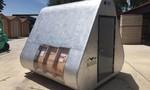 Hai học sinh phát minh nhà tự lắp bằng tay giá 1.000 USD cho người vô gia cư