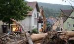 Miền nam nước Đức tan hoang vì lũ quét